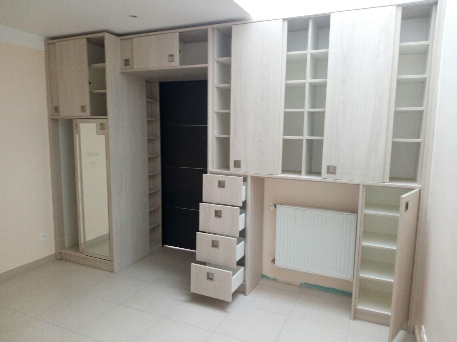 am nagement d une chambre brodie agencement. Black Bedroom Furniture Sets. Home Design Ideas