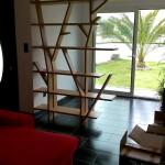 bibliothèque arbre
