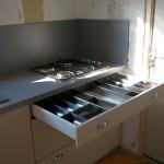 Fabrication de cuisine sur mesure